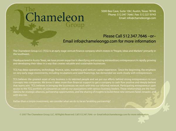 chameleongroup